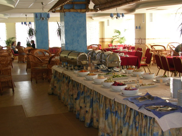 Ресторан Тропикана Валдай